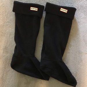 Hunter Original Tall Fleece Welly Socks